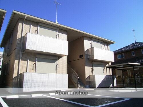 埼玉県さいたま市北区、宮原駅徒歩10分の築9年 2階建の賃貸アパート