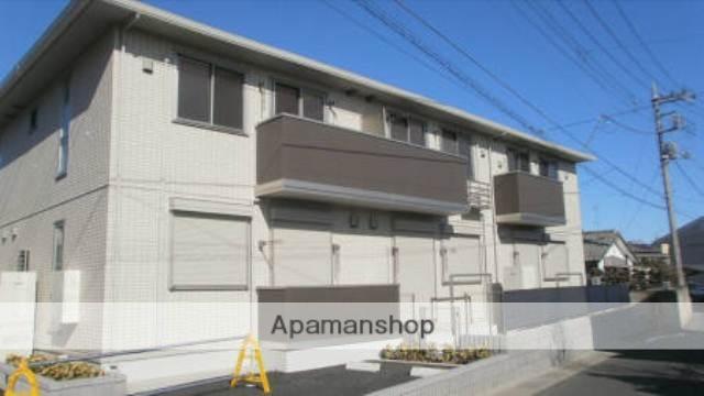 埼玉県さいたま市西区、指扇駅徒歩24分の築6年 2階建の賃貸アパート