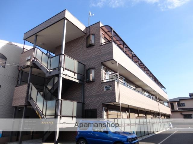 埼玉県さいたま市北区、宮原駅徒歩12分の築13年 3階建の賃貸マンション