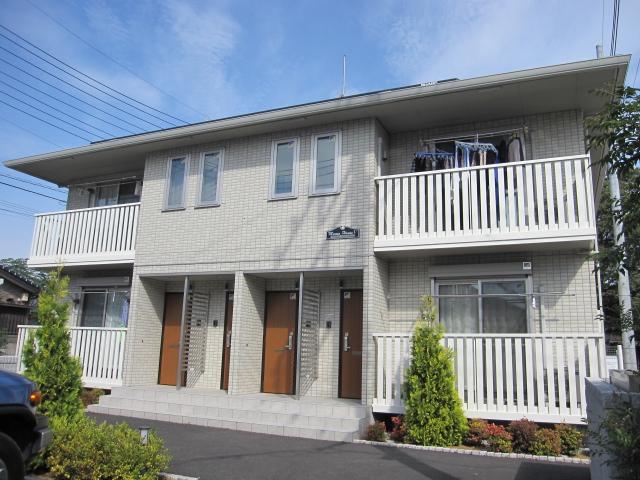 埼玉県さいたま市西区、日進駅徒歩18分の築4年 2階建の賃貸アパート