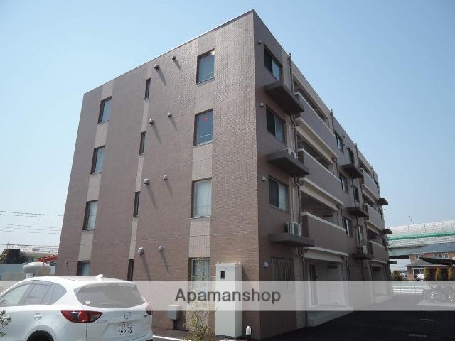 埼玉県さいたま市西区、指扇駅徒歩7分の築4年 4階建の賃貸マンション