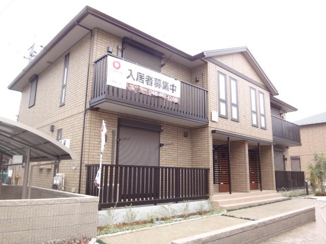 埼玉県さいたま市西区、日進駅徒歩19分の築3年 2階建の賃貸アパート