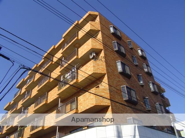 埼玉県さいたま市北区、宮原駅徒歩3分の築30年 6階建の賃貸マンション