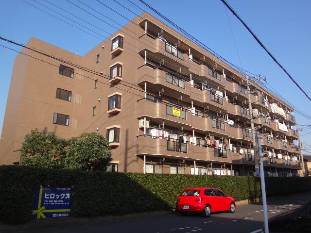 埼玉県さいたま市北区、宮原駅徒歩18分の築21年 5階建の賃貸マンション