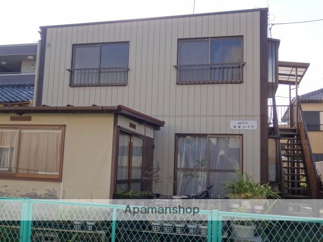 埼玉県さいたま市北区、日進駅徒歩16分の築25年 2階建の賃貸アパート