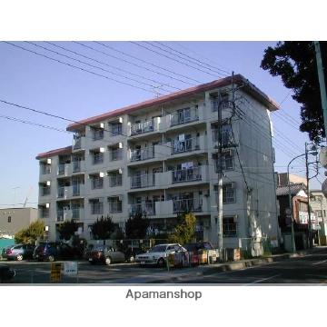 埼玉県さいたま市北区、宮原駅徒歩15分の築37年 5階建の賃貸マンション