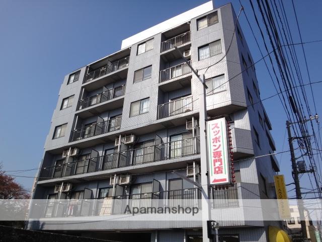 埼玉県さいたま市北区、宮原駅徒歩4分の築21年 6階建の賃貸マンション