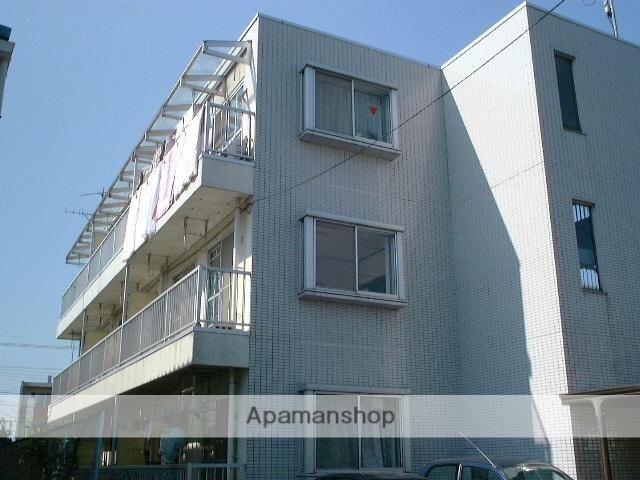 埼玉県さいたま市北区、宮原駅徒歩5分の築28年 3階建の賃貸マンション