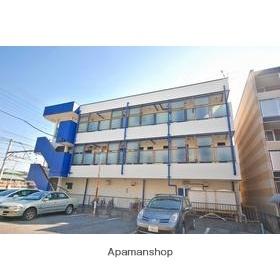 埼玉県さいたま市北区、宮原駅徒歩13分の築29年 3階建の賃貸マンション