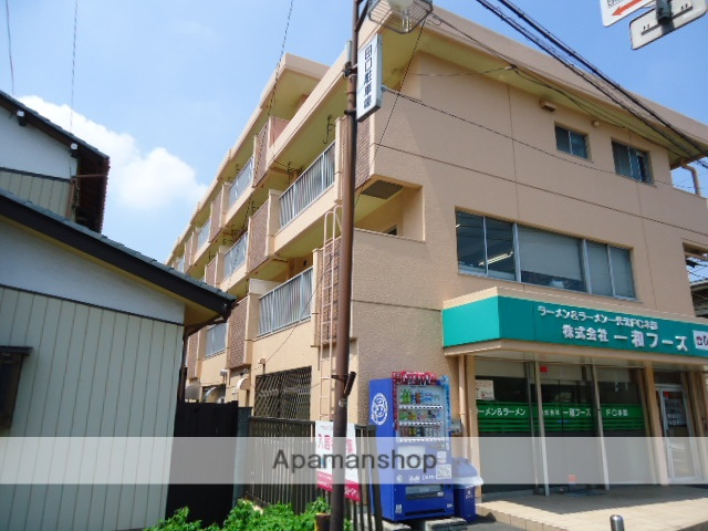 埼玉県さいたま市北区、土呂駅徒歩19分の築33年 4階建の賃貸マンション