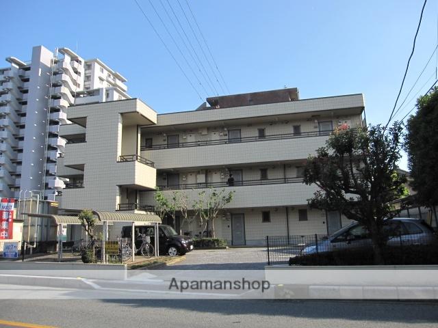 埼玉県さいたま市北区、宮原駅徒歩17分の築27年 3階建の賃貸マンション