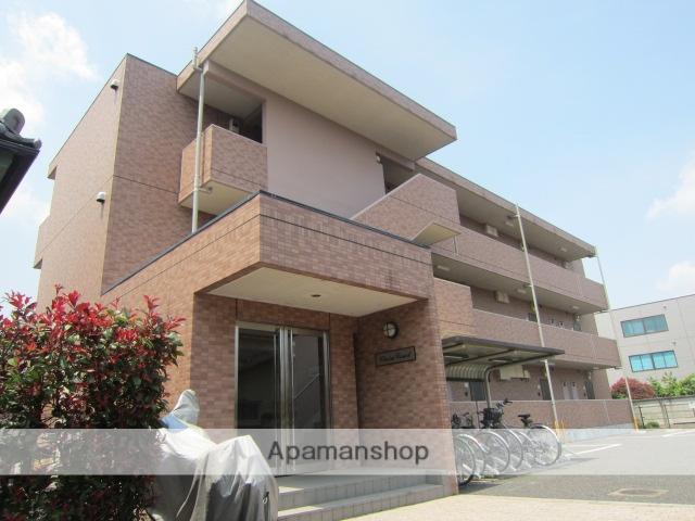 埼玉県さいたま市北区、宮原駅徒歩3分の築14年 3階建の賃貸マンション