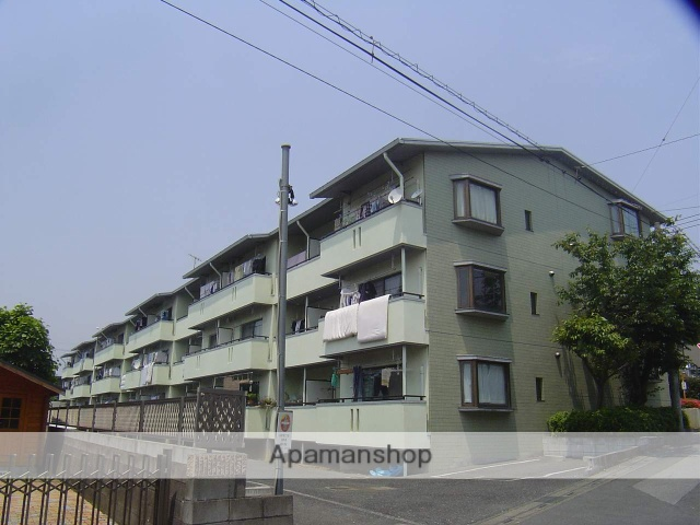 埼玉県さいたま市見沼区、土呂駅徒歩22分の築26年 3階建の賃貸マンション
