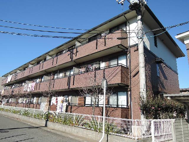 埼玉県さいたま市北区、宮原駅徒歩25分の築21年 3階建の賃貸マンション