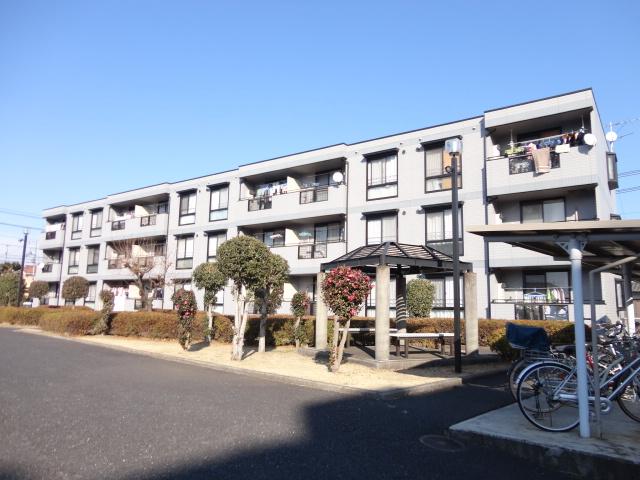 埼玉県さいたま市北区、宮原駅徒歩16分の築23年 3階建の賃貸アパート