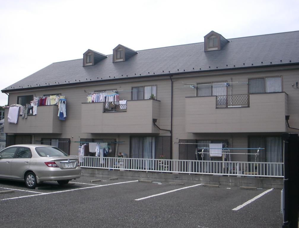 埼玉県さいたま市北区、日進駅徒歩9分の築21年 2階建の賃貸アパート