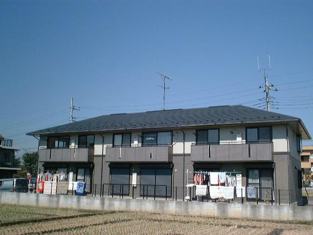 埼玉県さいたま市北区、日進駅徒歩9分の築23年 2階建の賃貸アパート