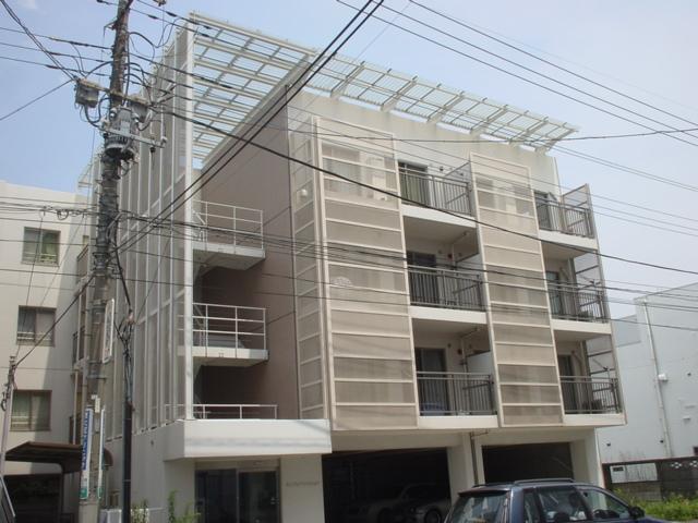 埼玉県さいたま市北区、大宮駅徒歩25分の築15年 4階建の賃貸マンション