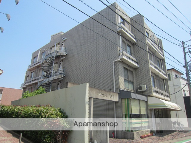 埼玉県さいたま市北区、日進駅徒歩4分の築21年 4階建の賃貸マンション
