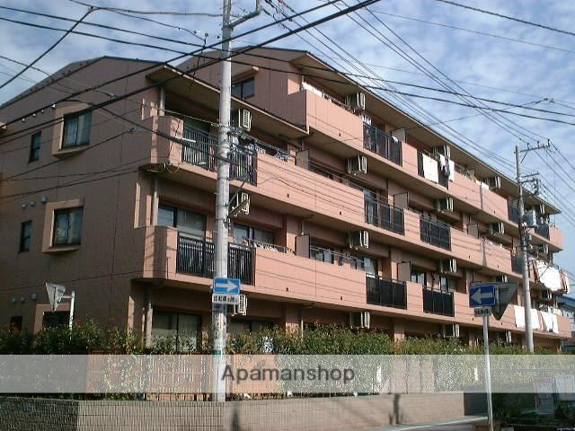 埼玉県さいたま市北区、日進駅徒歩14分の築15年 4階建の賃貸マンション