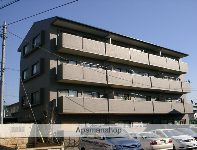 埼玉県さいたま市北区、土呂駅徒歩12分の築15年 4階建の賃貸マンション