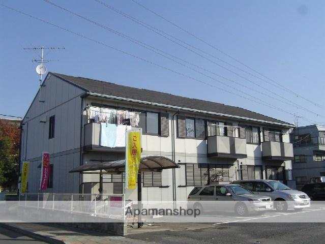 埼玉県さいたま市西区、指扇駅徒歩9分の築21年 2階建の賃貸アパート