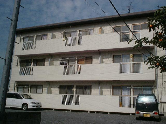 埼玉県さいたま市北区、日進駅徒歩11分の築24年 3階建の賃貸マンション
