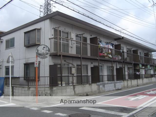 埼玉県さいたま市北区、日進駅徒歩6分の築30年 2階建の賃貸アパート