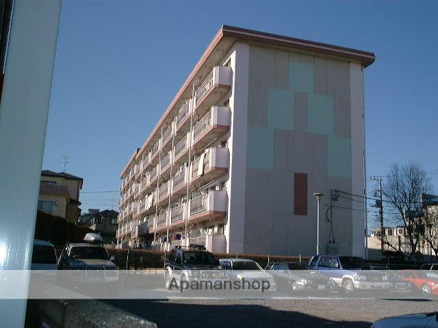 埼玉県さいたま市北区、日進駅徒歩15分の築40年 5階建の賃貸マンション