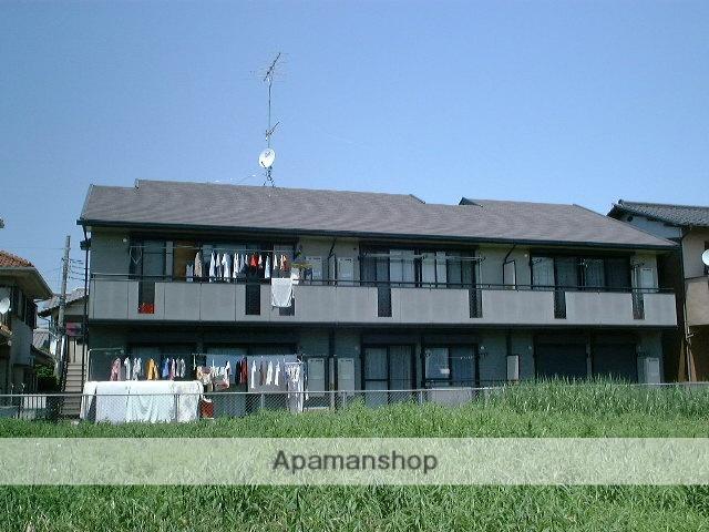 埼玉県さいたま市北区、日進駅徒歩12分の築20年 2階建の賃貸アパート