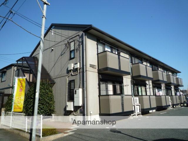 埼玉県さいたま市北区、日進駅徒歩3分の築17年 2階建の賃貸アパート