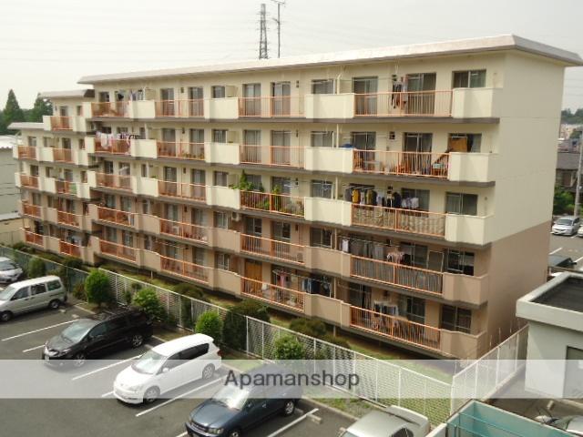 埼玉県さいたま市北区、日進駅徒歩20分の築38年 5階建の賃貸マンション