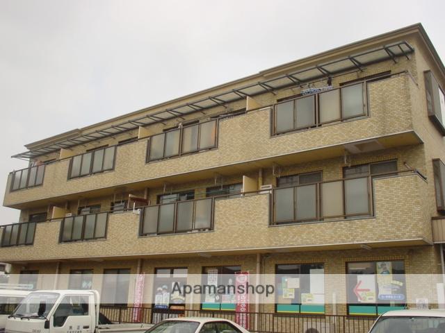 埼玉県さいたま市北区、日進駅徒歩7分の築28年 3階建の賃貸マンション