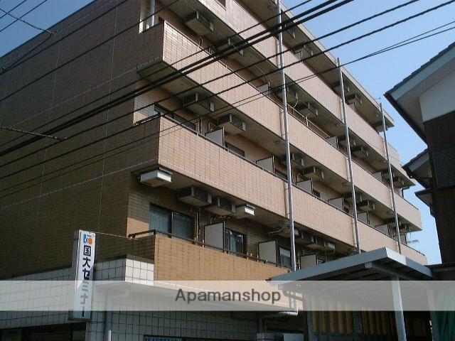 埼玉県さいたま市北区、日進駅徒歩5分の築26年 5階建の賃貸マンション