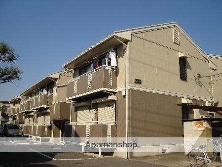 埼玉県さいたま市西区、西大宮駅徒歩7分の築24年 2階建の賃貸アパート