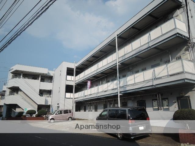 埼玉県さいたま市北区、東宮原駅徒歩7分の築41年 3階建の賃貸マンション