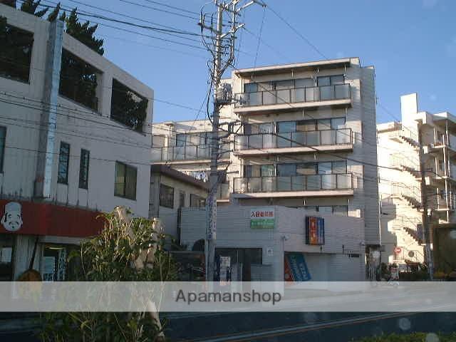 埼玉県さいたま市北区、日進駅徒歩23分の築27年 5階建の賃貸マンション