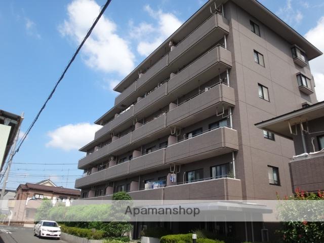 埼玉県さいたま市北区、土呂駅徒歩12分の築21年 6階建の賃貸マンション