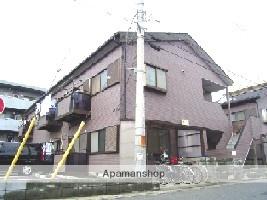 埼玉県さいたま市北区、土呂駅徒歩5分の築23年 2階建の賃貸アパート