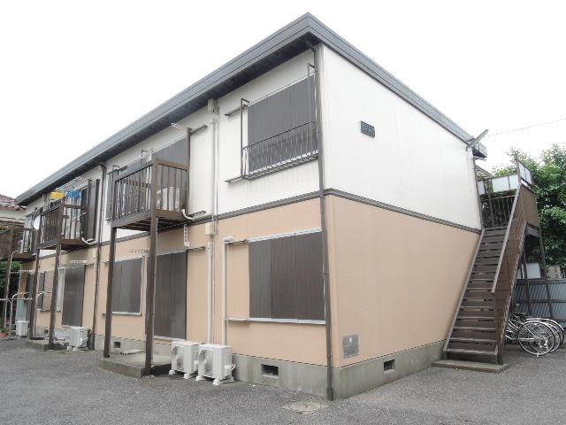 埼玉県さいたま市北区、日進駅徒歩18分の築34年 3階建の賃貸マンション