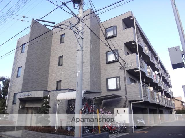 埼玉県さいたま市北区、土呂駅徒歩10分の築16年 4階建の賃貸マンション