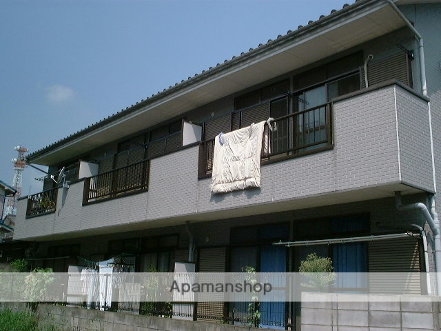 埼玉県さいたま市北区、日進駅徒歩19分の築23年 2階建の賃貸アパート