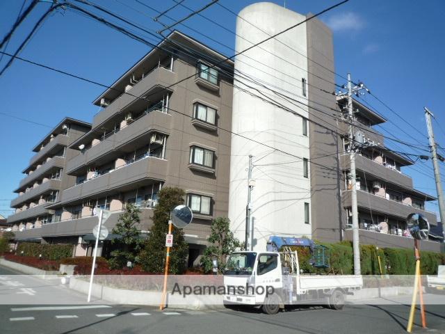 埼玉県さいたま市北区、土呂駅徒歩12分の築21年 5階建の賃貸マンション