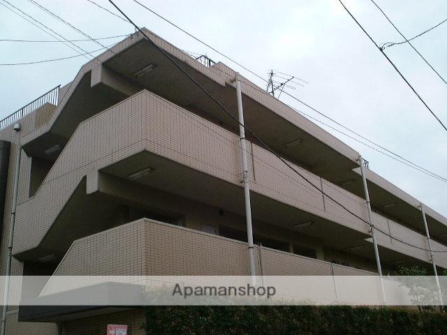 埼玉県さいたま市北区、大宮駅徒歩20分の築24年 3階建の賃貸マンション