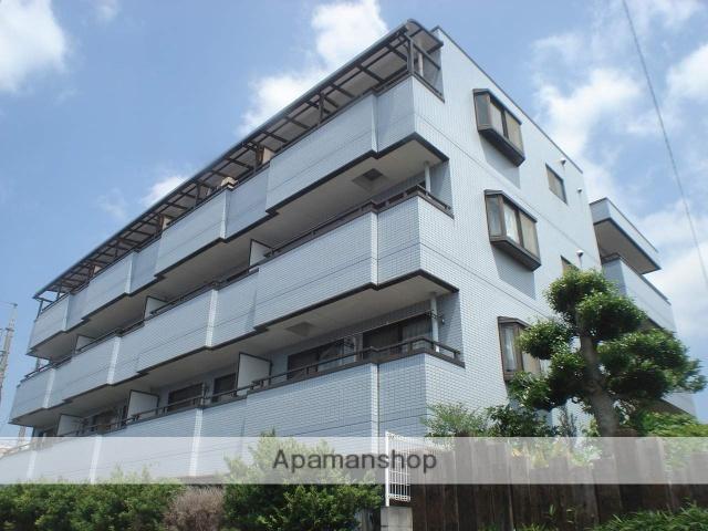 埼玉県さいたま市北区、土呂駅徒歩3分の築21年 4階建の賃貸マンション