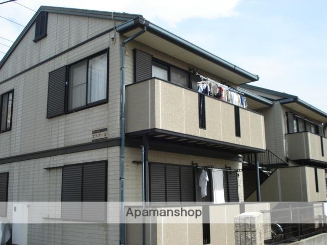 埼玉県さいたま市北区、土呂駅徒歩15分の築21年 2階建の賃貸アパート