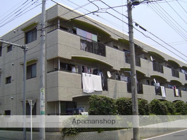埼玉県さいたま市見沼区、土呂駅徒歩33分の築30年 3階建の賃貸マンション