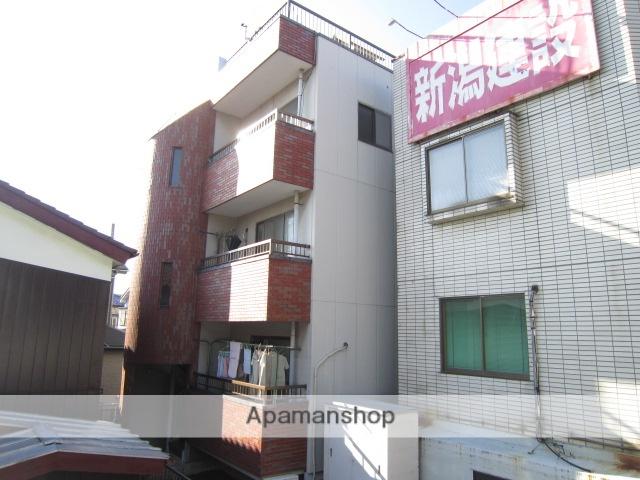 埼玉県さいたま市北区、鉄道博物館駅徒歩10分の築29年 3階建の賃貸マンション