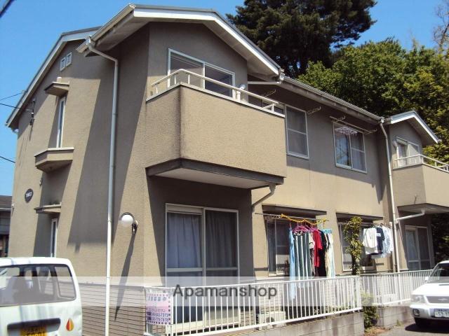 埼玉県さいたま市北区、土呂駅徒歩13分の築22年 2階建の賃貸アパート