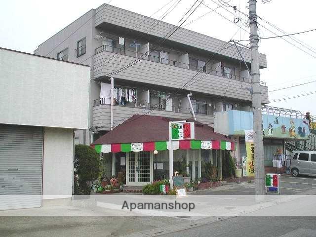 埼玉県さいたま市北区、土呂駅徒歩10分の築32年 3階建の賃貸マンション